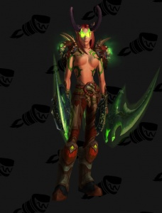 Sexy elves warccraft