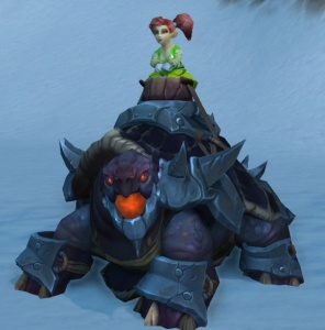 Arkadische Kriegsschildkröte Zauber World Of Warcraft