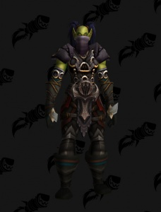 Orc Thief Outfit World Of Warcraft