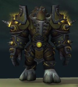 Titanic Onslaught Armor (Raid Finder Recolor) - Transmog Set - World ...