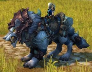 Armored Frostwolf - Item - World of Warcraft