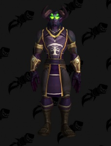 Darnassus Dh Outfit World Of Warcraft
