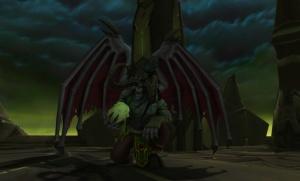 Disturbance Detected Black Temple Quest World Of Warcraft