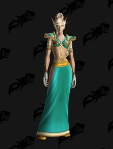 Aqua Mage Outfit World Of Warcraft