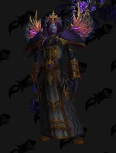 Dark Priest Outfit World Of Warcraft