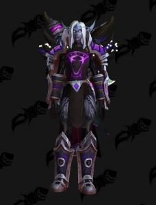 nightborne warrior outfit world of warcraft