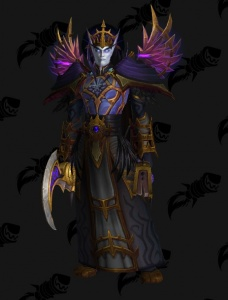Priestie Outfit World Of Warcraft