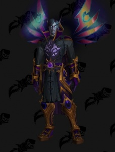 Void Elf Heritage Outfit World Of Warcraft Finally got the heritage armor for the void elves! void elf heritage outfit world of