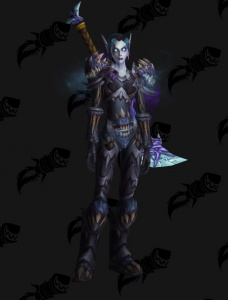 Void Elf Plate Outfit World Of Warcraft