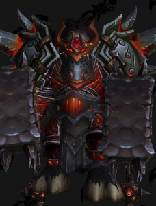 Iron Horde Warrior Outfit World Of Warcraft