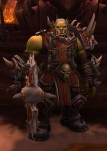 High Overlord Saurfang Npc World Of Warcraft