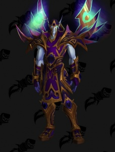Void Elf Male Heritage Armor Outfit World Of Warcraft How to level allied races as fast as possible to unlock heritage armor. void elf male heritage armor outfit