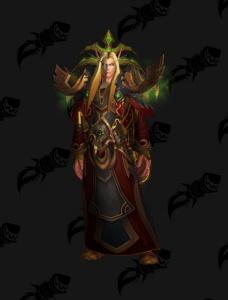 Blood Elf Mage Transmog
