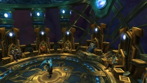 seat of the pantheon achievement world of warcraft