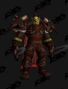 Orc Rogue Outfit World Of Warcraft