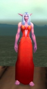 Lovely Red Dress Item World Of Warcraft
