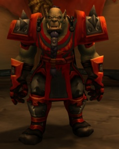 Overlord Or Barokh Npc World Of Warcraft