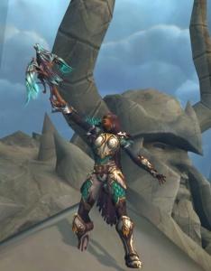 Eagletalon Battlegear Raid Finder Lookalike Transmog Set World