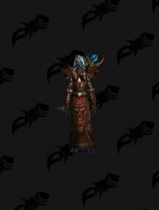 Troll Female Druid