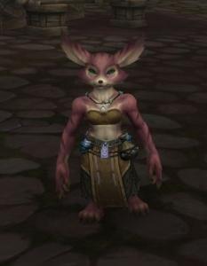 Vulpera Firefox - NPC - World of Warcraft