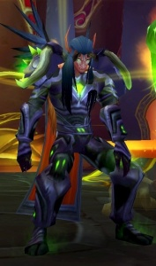 Selin Feuerherz Npc World Of Warcraft