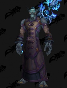 The mage guide for the warlords of draenor.