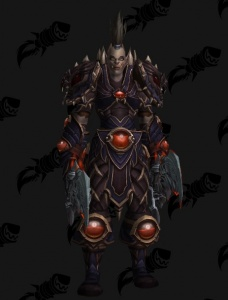 Mag Har Orc Assassination Rogue Outfit World Of Warcraft