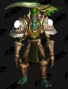 Troll Malorne Outfit World Of Warcraft