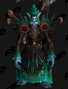 Troll Warlock Outfit World Of Warcraft