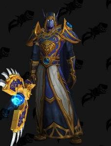 Unknown Outfit - Outfit - World of Warcraft