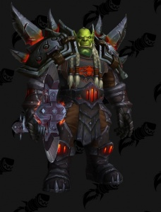 Best fury warrior race bfa