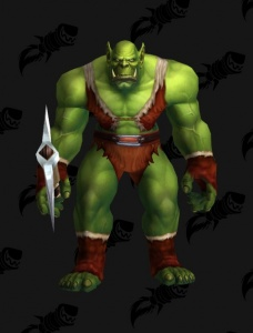 Orc Peon Outfit World Of Warcraft