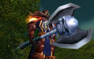 Arcanite Reaper - Item - World of Warcraft