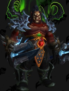 Rogue Mag Har Orc Outfit World Of Warcraft
