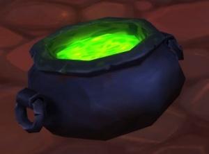 Verzauberter Kessel - NPC - World of Warcraft