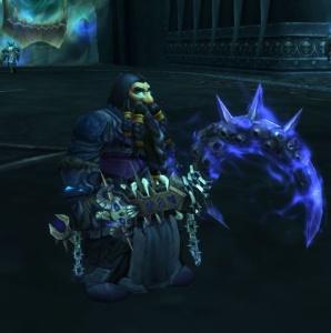Der Haken Des Knochenernters Gegenstand World Of Warcraft