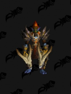 Dragonsworn Outfit World Of Warcraft
