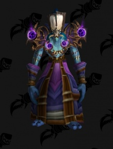 Voodoo Priest - Outfit - World of Warcraft