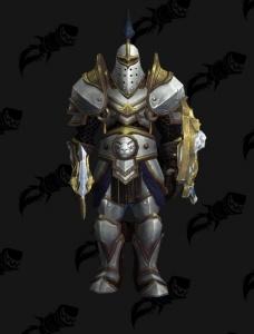 BFA warrior - Outfit - World of Warcraft