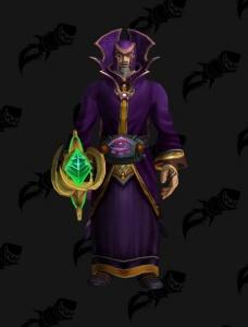 Antonidas Outfit World Of Warcraft