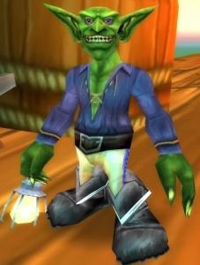 Wharfmaster Lozgil - NPC - World of Warcraft