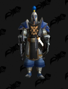 Screenshots (1) & Imperial Plate - Outfit - World of Warcraft