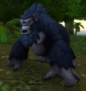 Skymane Gorilla Npc World Of Warcraft