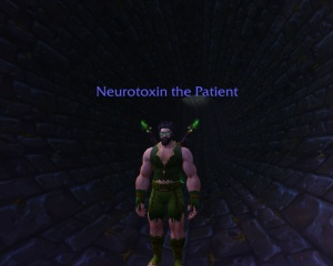 s the Patient - Title - World of Warcraft