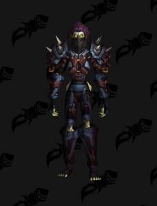 Savage Saronite Outfit World Of Warcraft