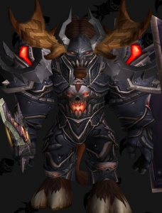 Prot Warrior - Outfit - World of Warcraft