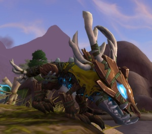 Restored Revenant - NPC - World of Warcraft