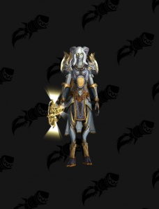 Space Goat - Outfit - World of Warcraft