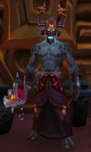 Hexpriester Junda Npc World Of Warcraft