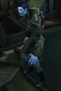 Wayne The Ancestral Npc World Of Warcraft